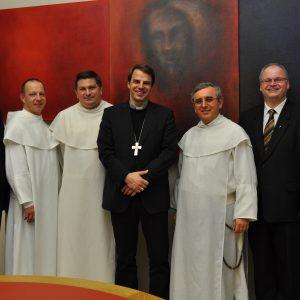Bistum Passau beauftragt die Pauliner zur Seelsorge in Gartlberg.