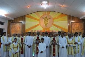 Priesterseminar Shillon