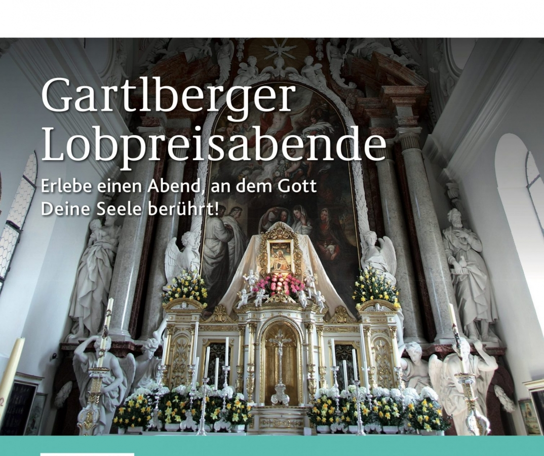 Gartlberger Lobpreisabend