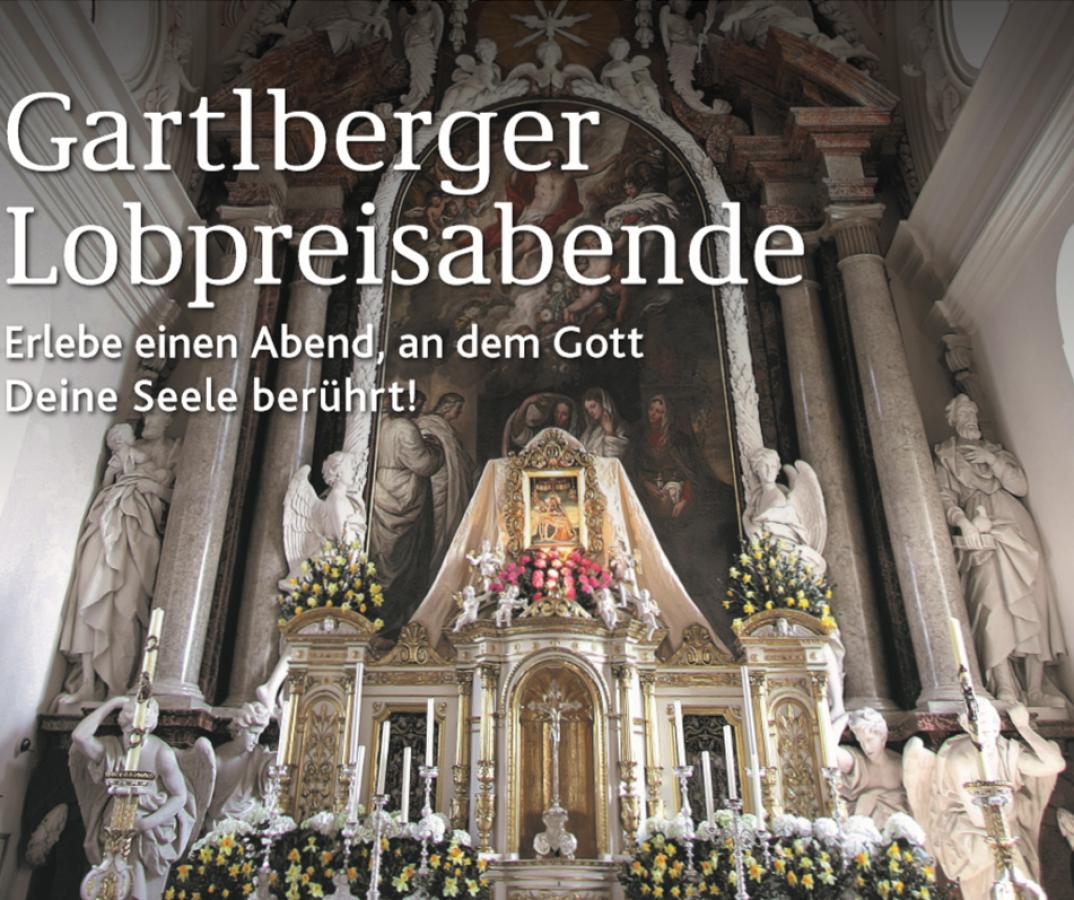 Gartlberger Lobpreisabende 2019